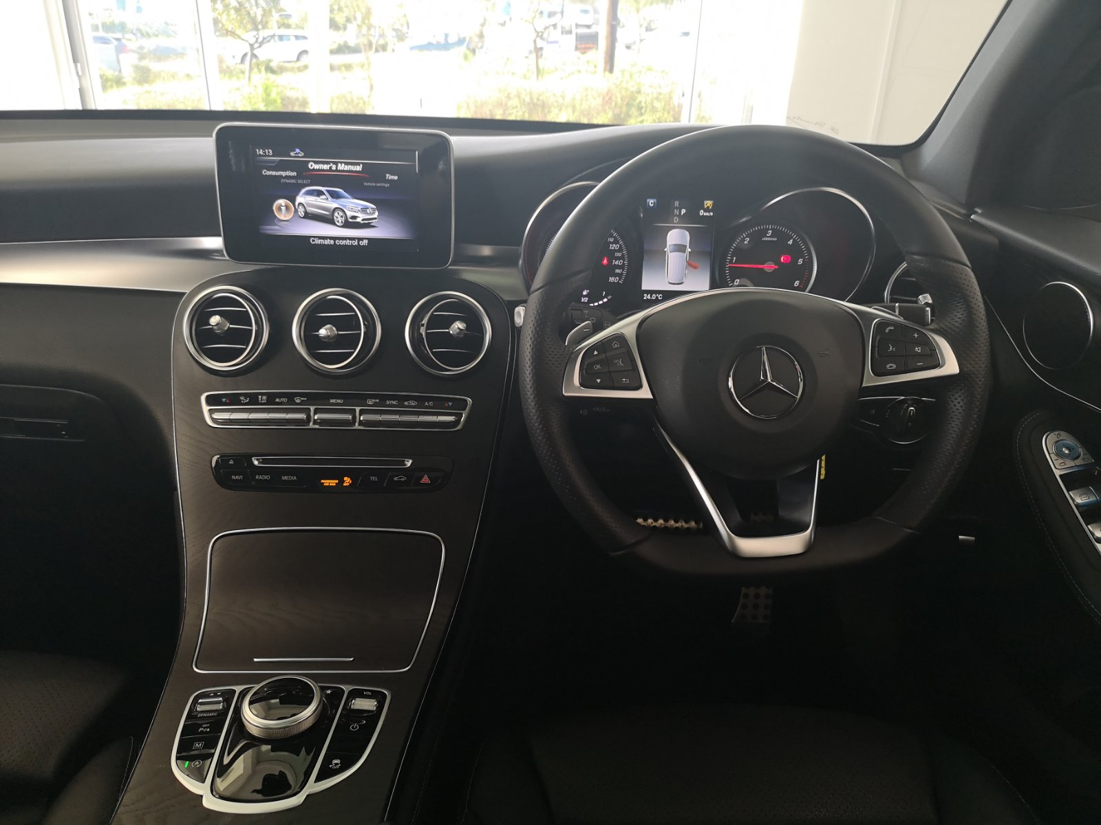 Mercedes GLC Premium AMG Line