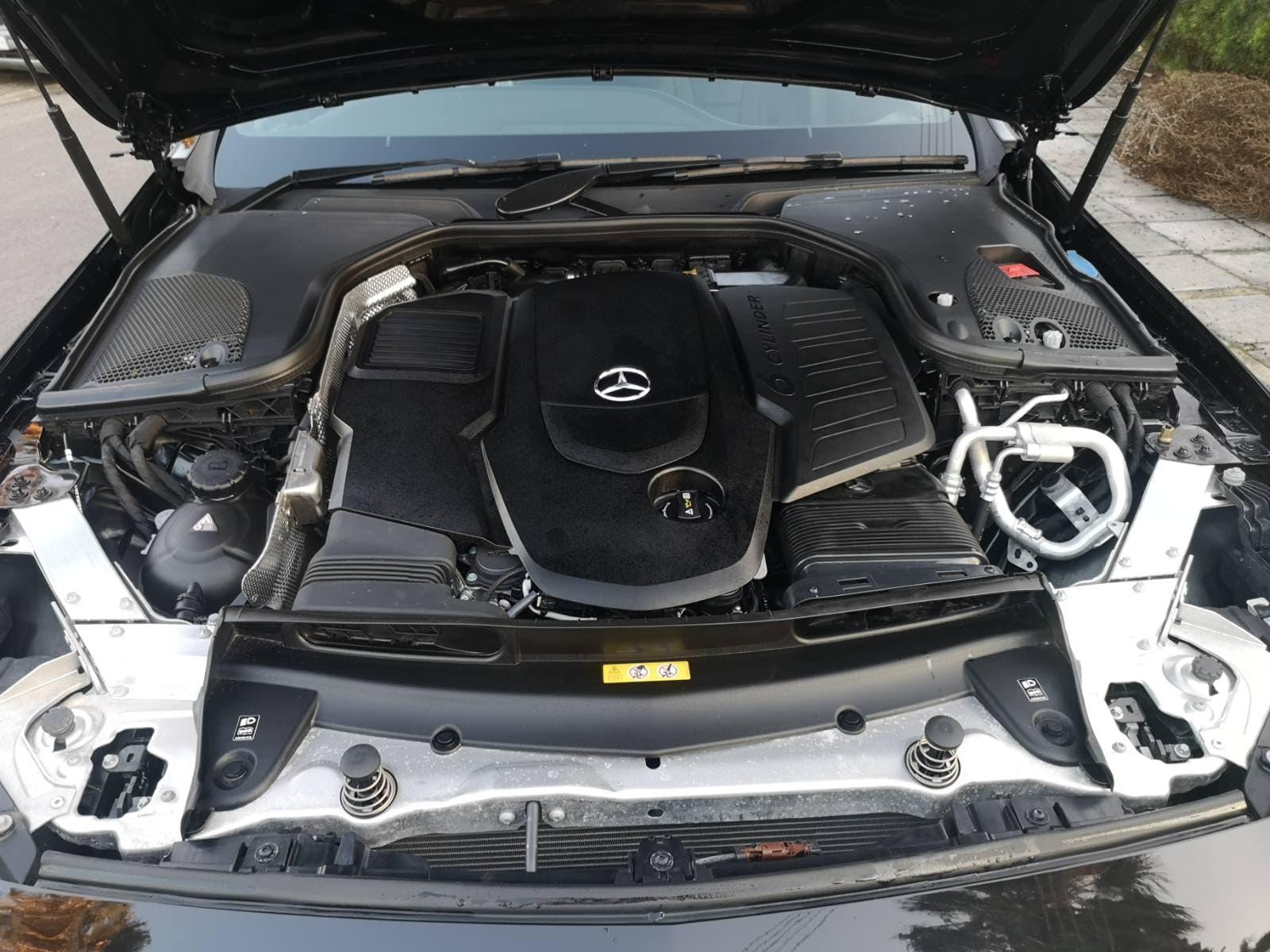 MERCEDES-BENZ CLS DIESEL COUPE CLS 400d 4Matic AMG Line Premium PLUS