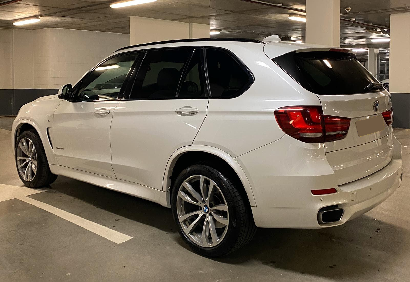 BMW X5 M40D  7-seater – MSPORT Full Specs