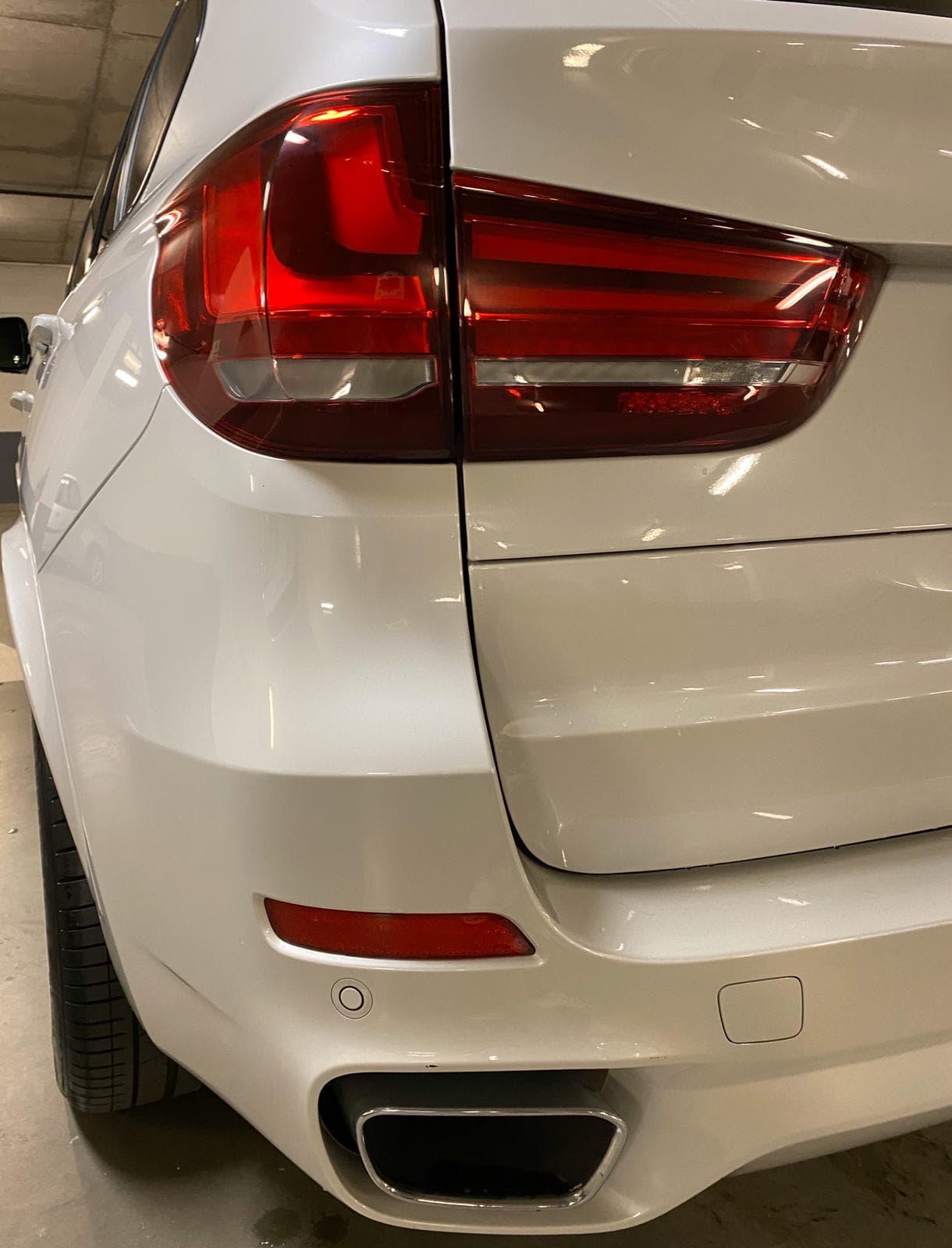 BMW X5 M40D  7-seater – MSPORT Full Specs