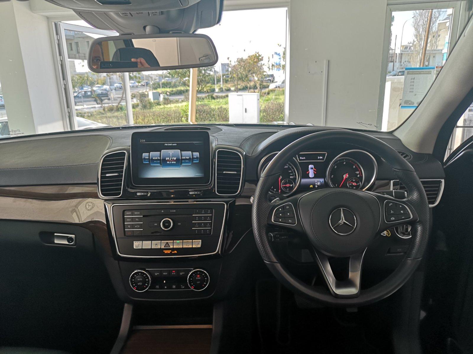 Mercedes GLS 350D 4MATIC  7 Seater