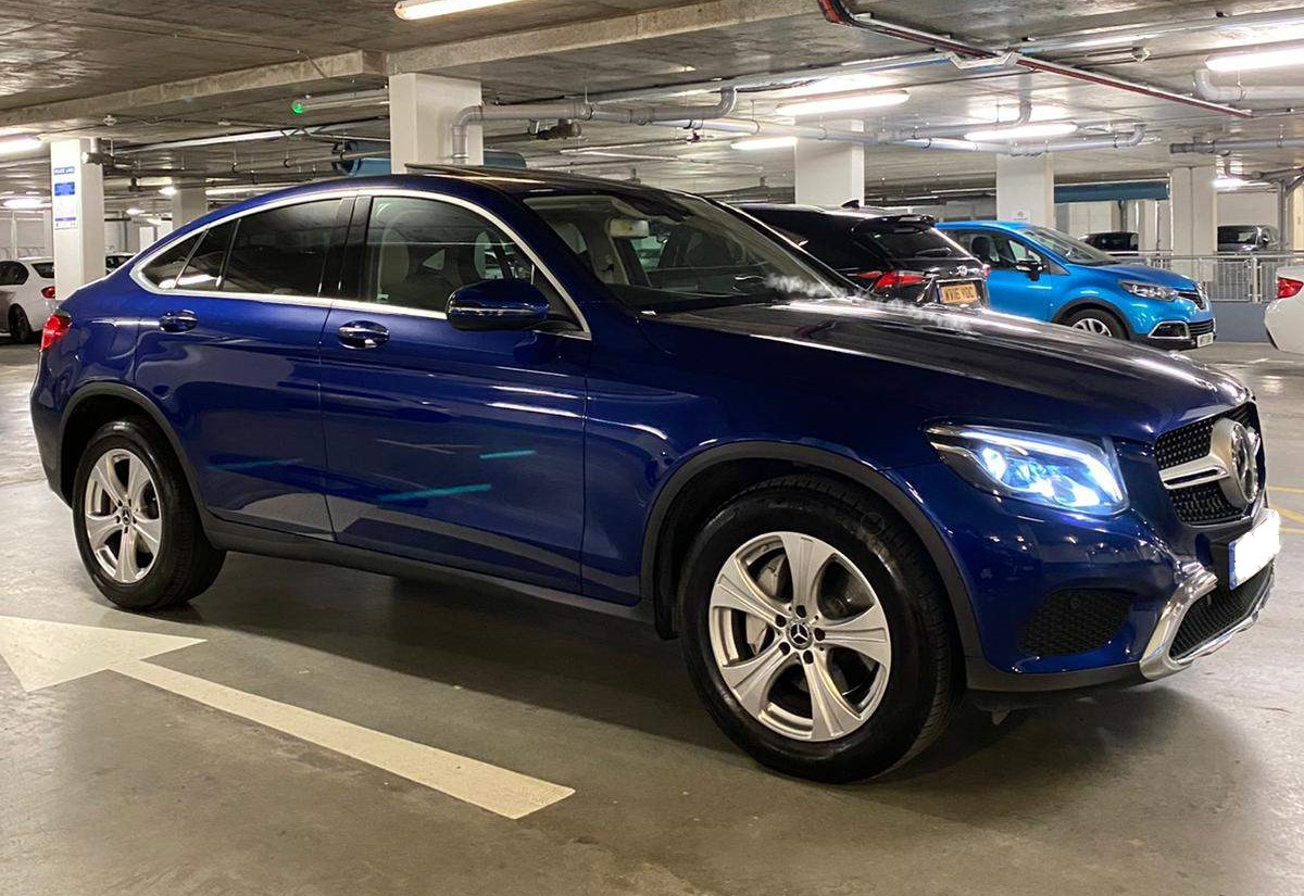 Mercedes GLC 220 D Coupe Sport Premium Package