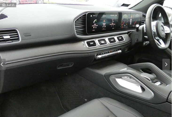 Mercedes-Benz GLE GLE 350d 4Matic AMG Line Prem + 5dr 9G – 7 seater