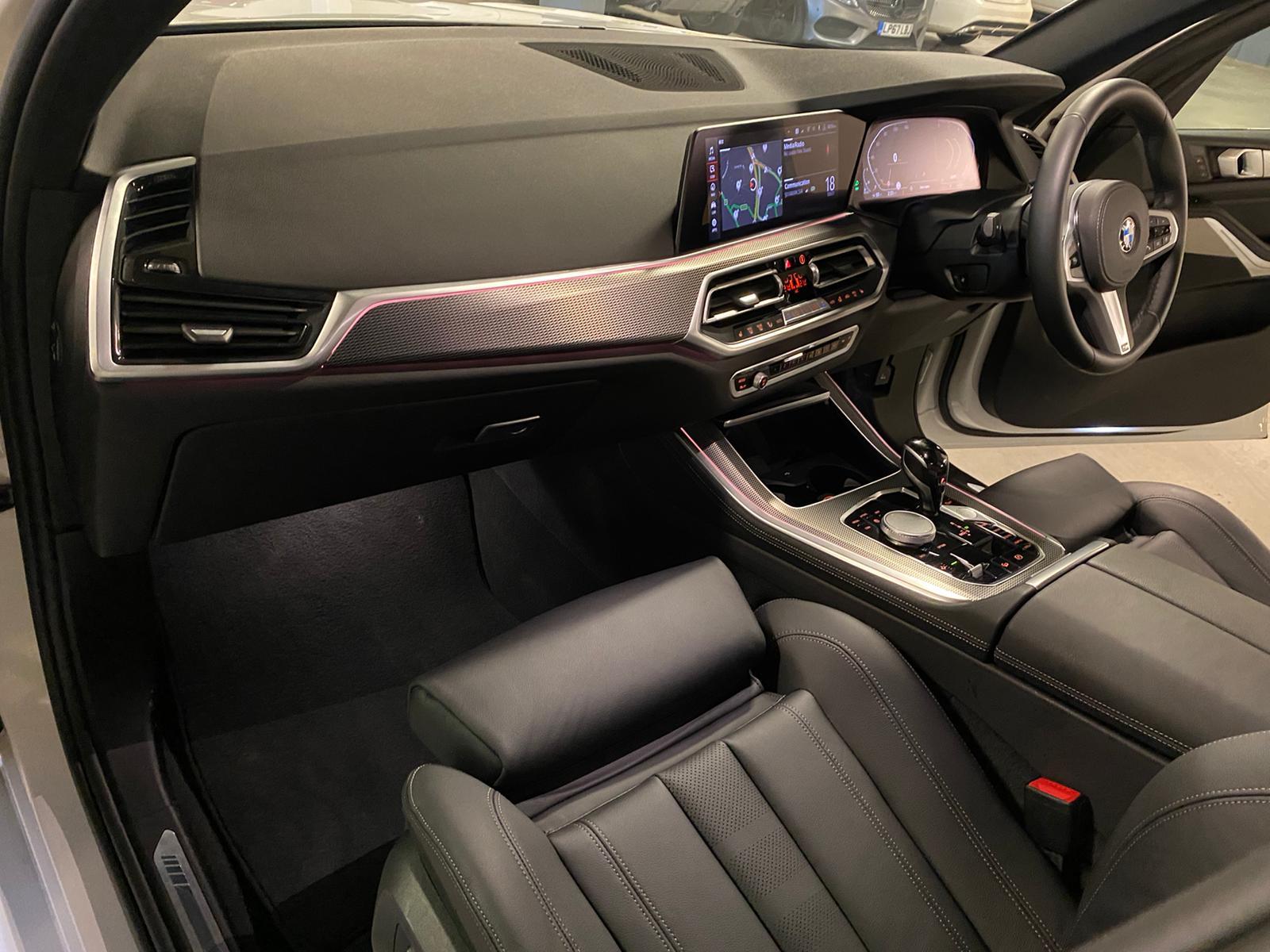 BMW X5 3.0 XDRIVE 30D M SPORT StationWagon