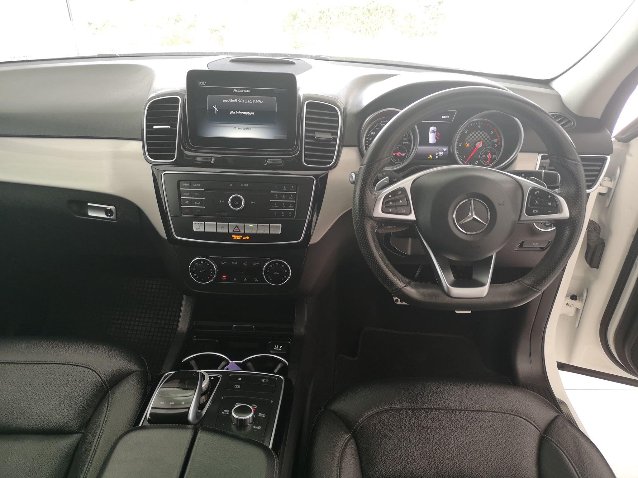 Mercedes GLE250 D AMG Night Edition