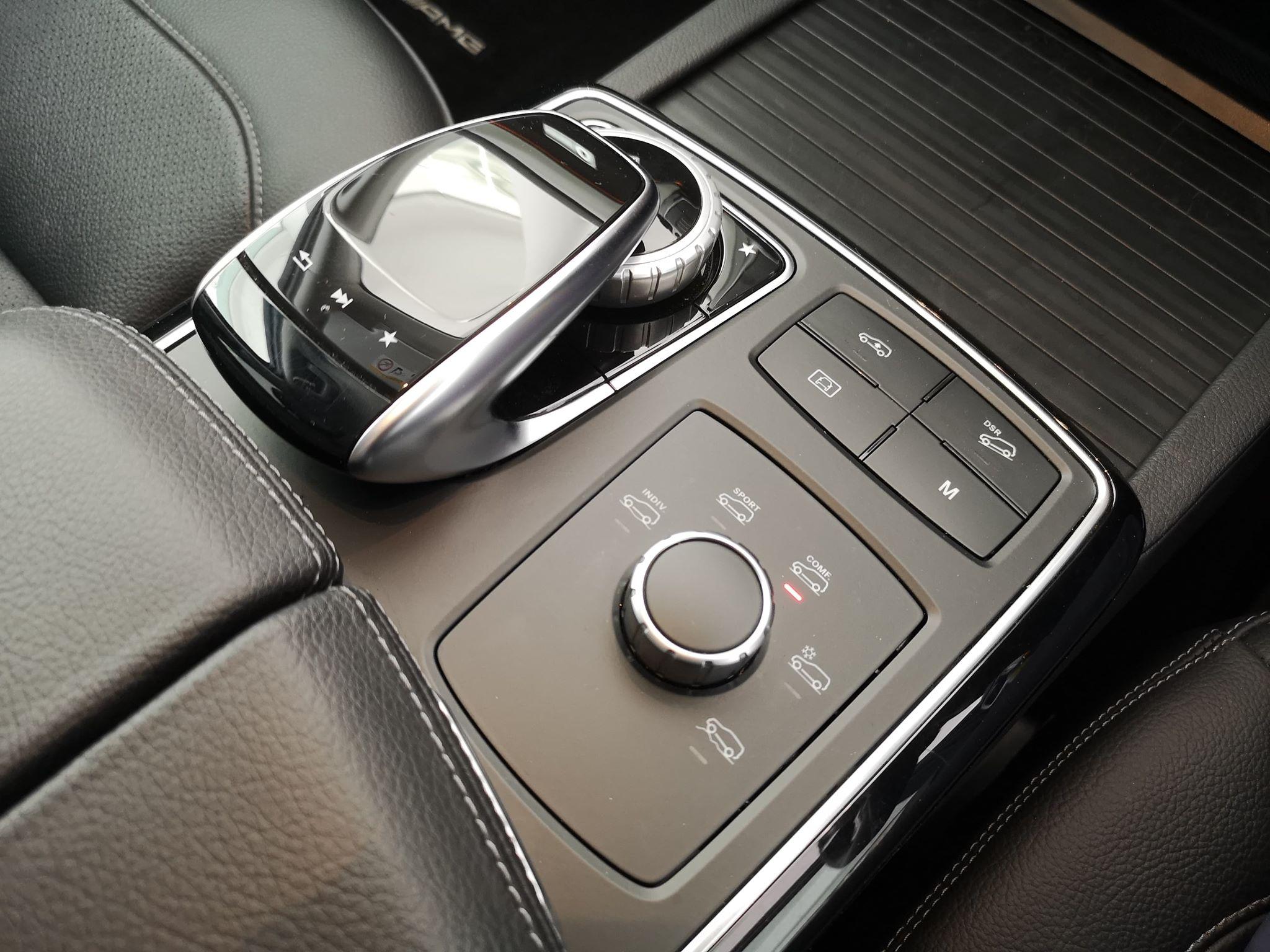 Mercedes GLE 350 D AMG Night Edition