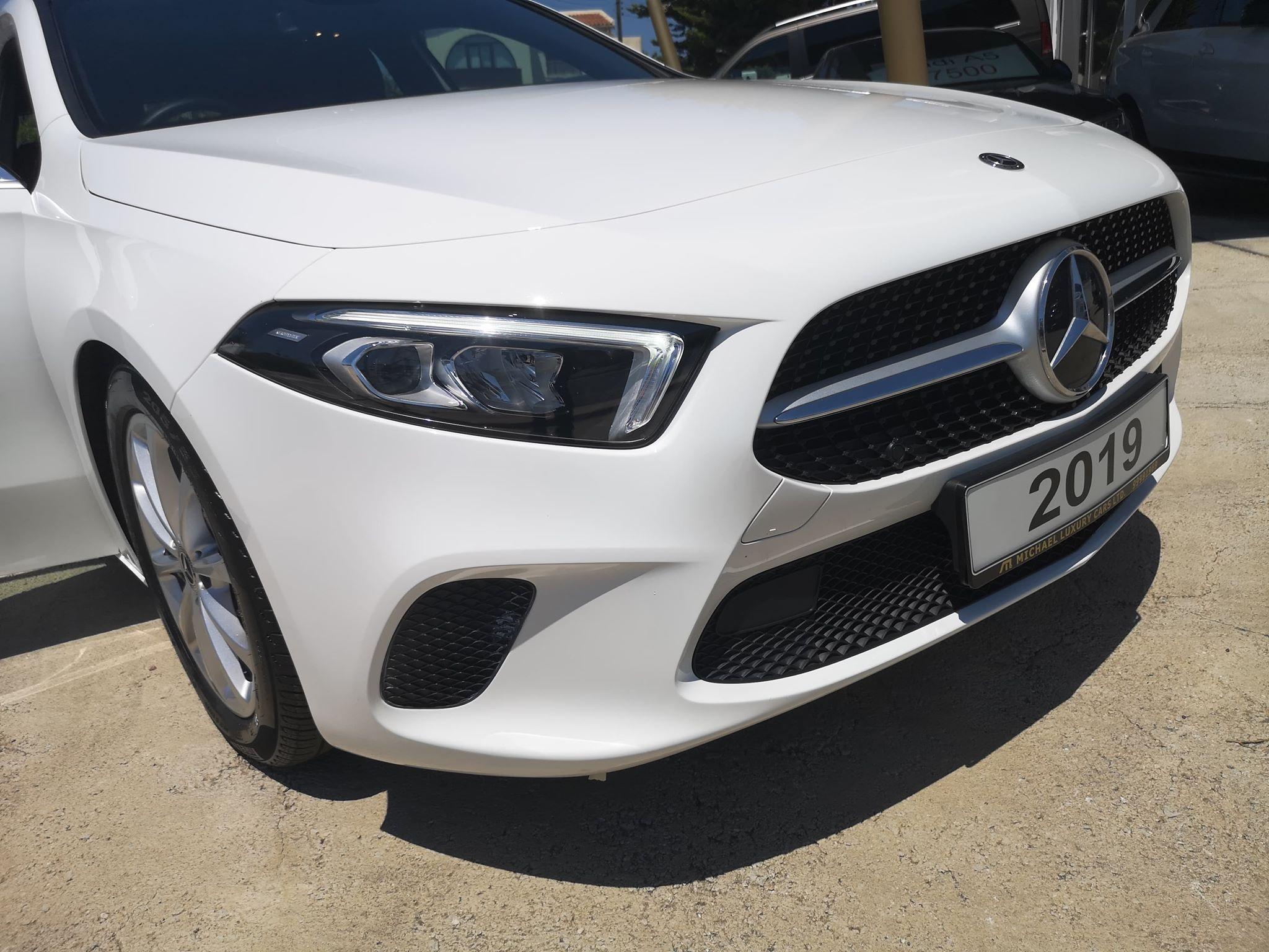 Mercedes Benz A 180D Sport
