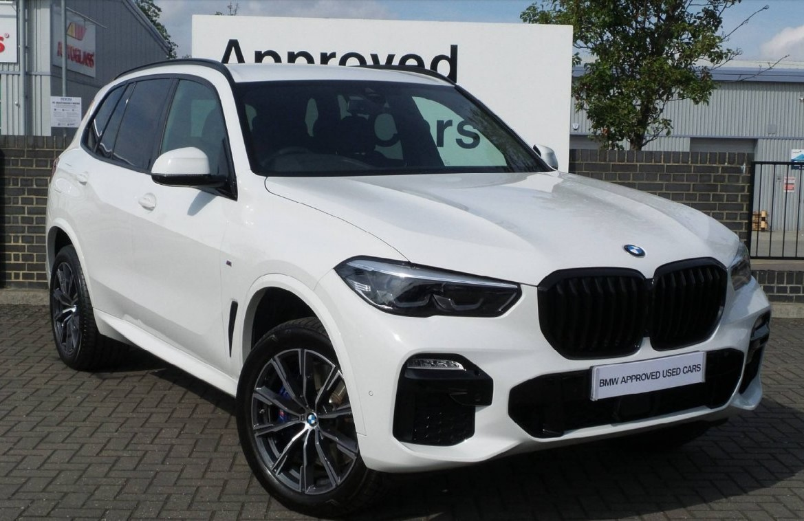 BMW X5 3.0 XDRIVE 30D M SPORT