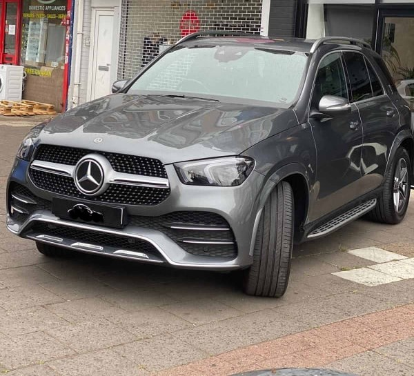 Mercedes GLE DIESEL COUPE GLE 350d 4Matic AMG Night Ed