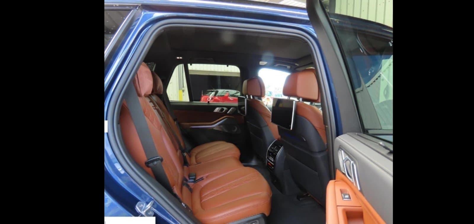 BMW X5 M50 7 Seater