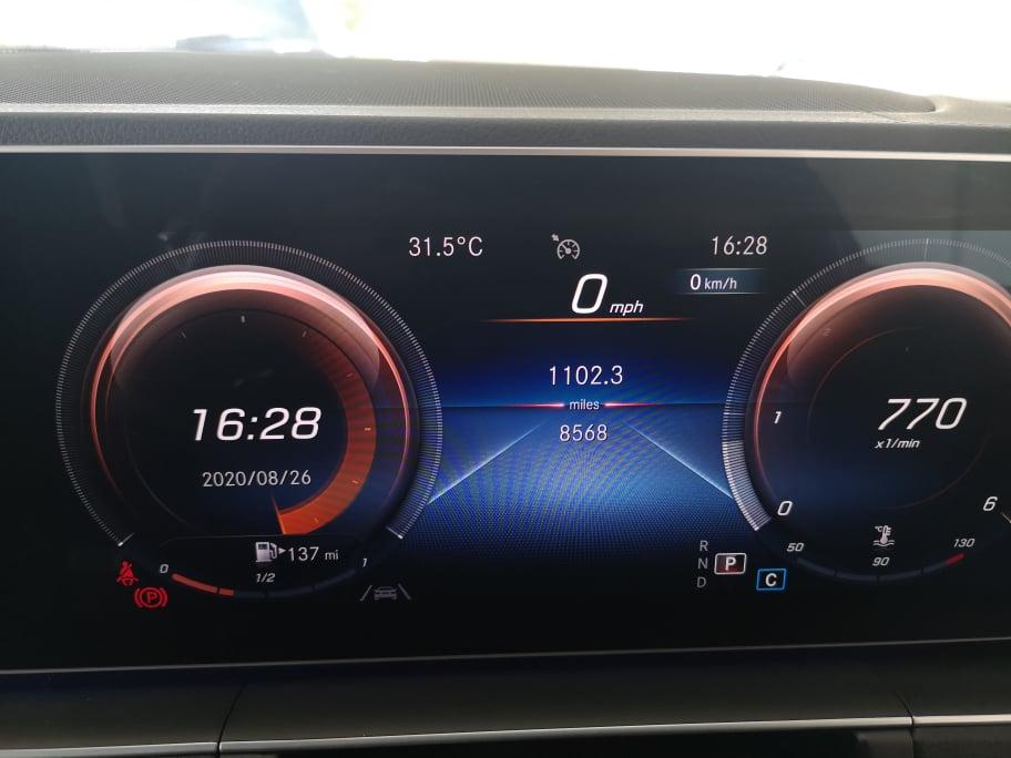 Mercedes-Benz GLE 300d 4Matic AMG Line Prem  5dr 9G