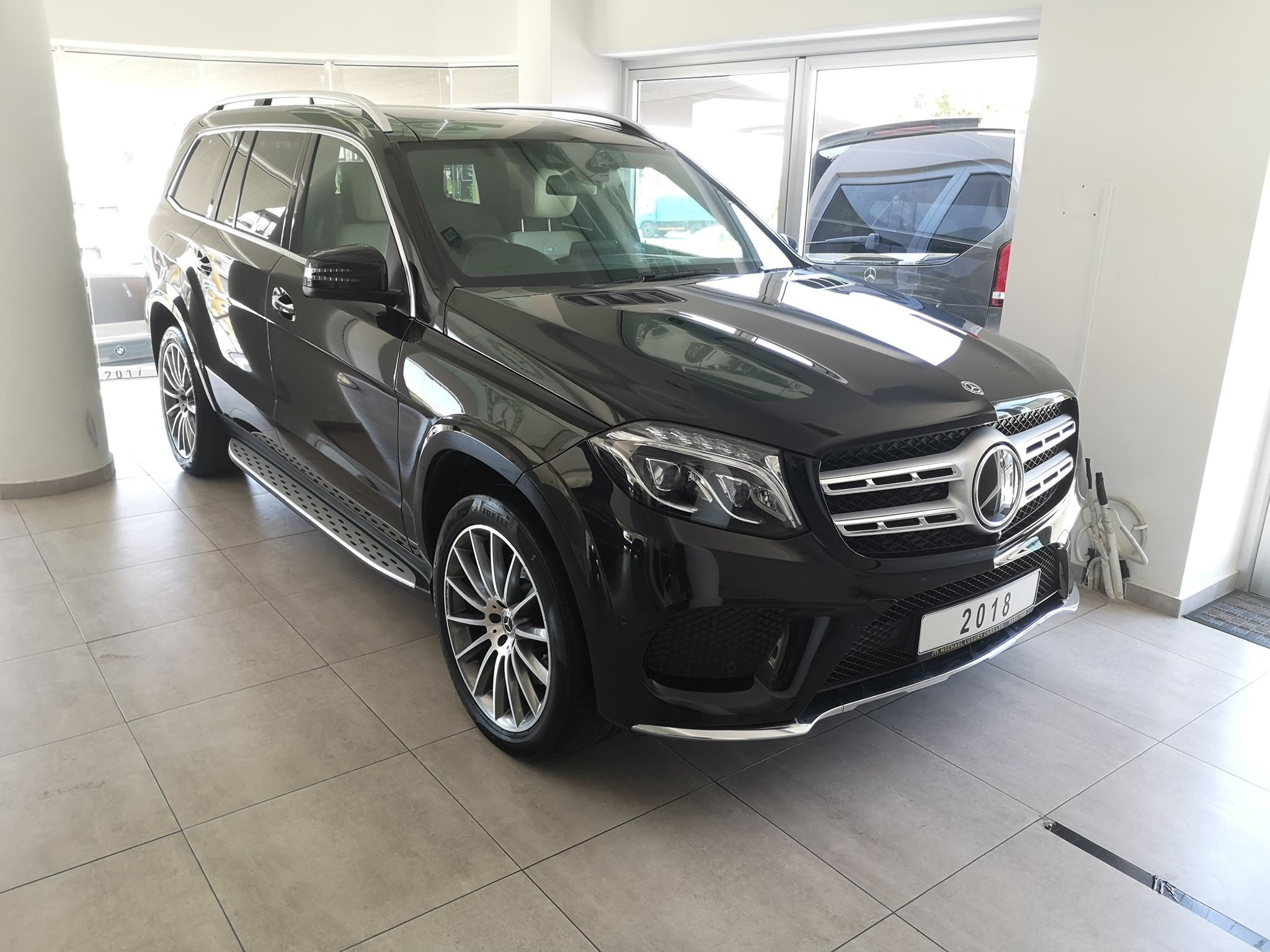 "Mercedes Benz GLS Diesel Estate – ""Designo Edition"" 5DR 9G-Tronic"
