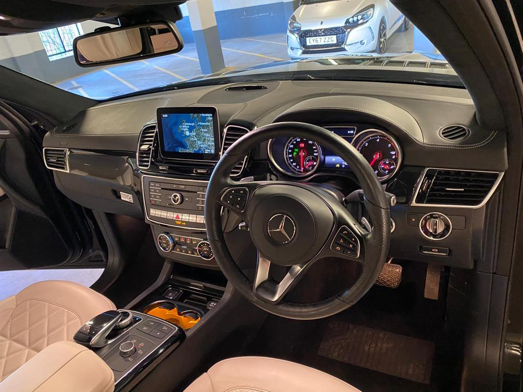 """Mercedes Benz GLS Diesel Estate – """"Designo Edition"""" 5DR 9G-Tronic"""