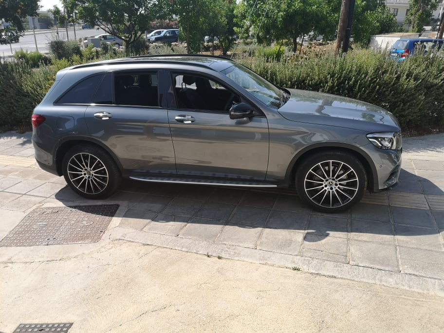 Mercedes GLC Premium AMG Line Night Vision