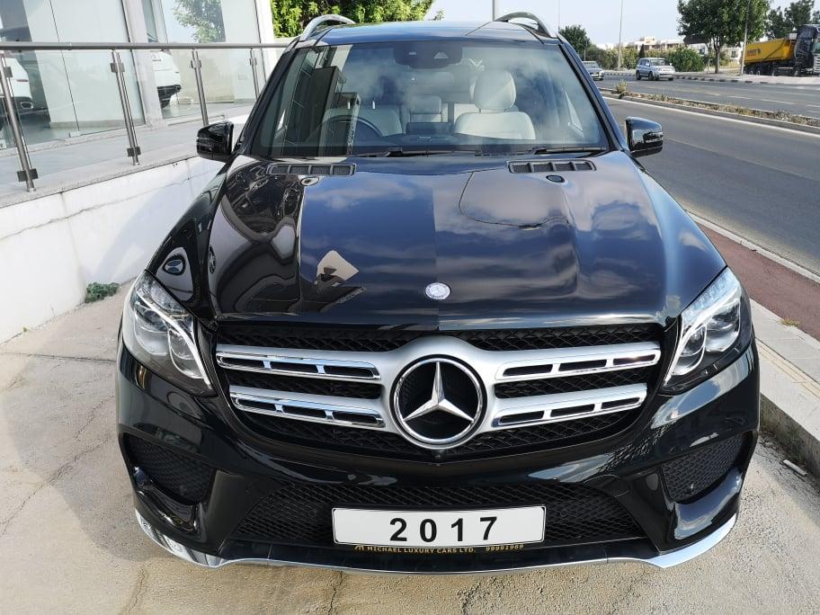 Mercedes Benz GLS Diesel Estate – 5DR 9G-Tronic – 7 Seater