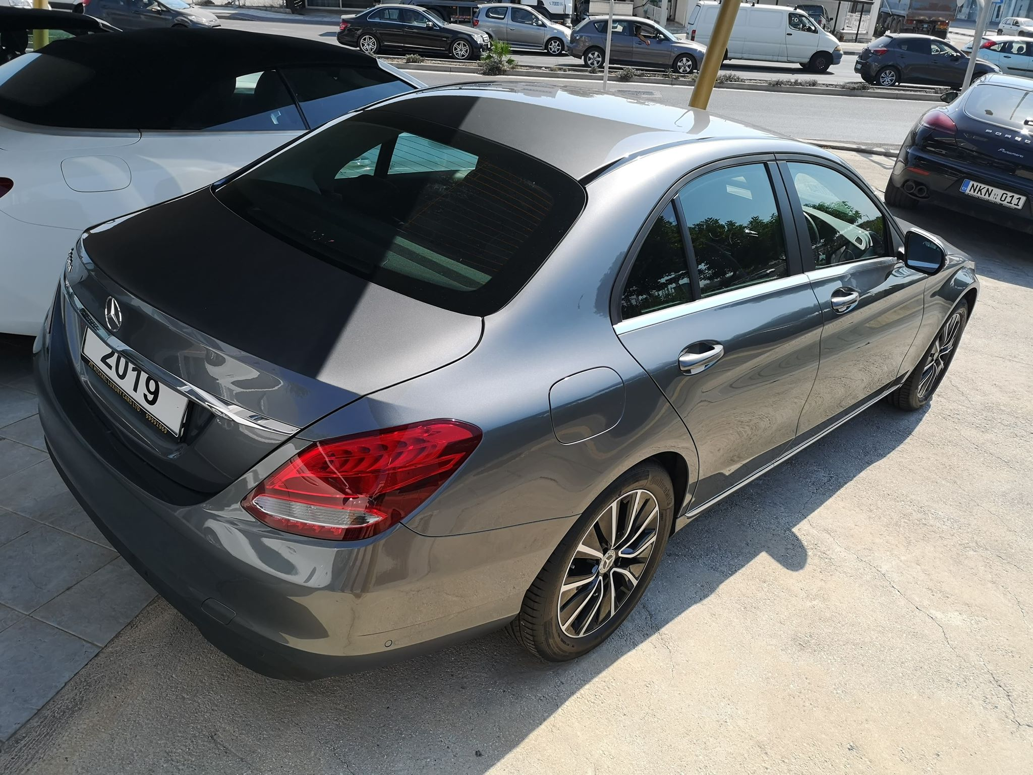 Mercedes Benz C Class 220D 9 Speed Auto