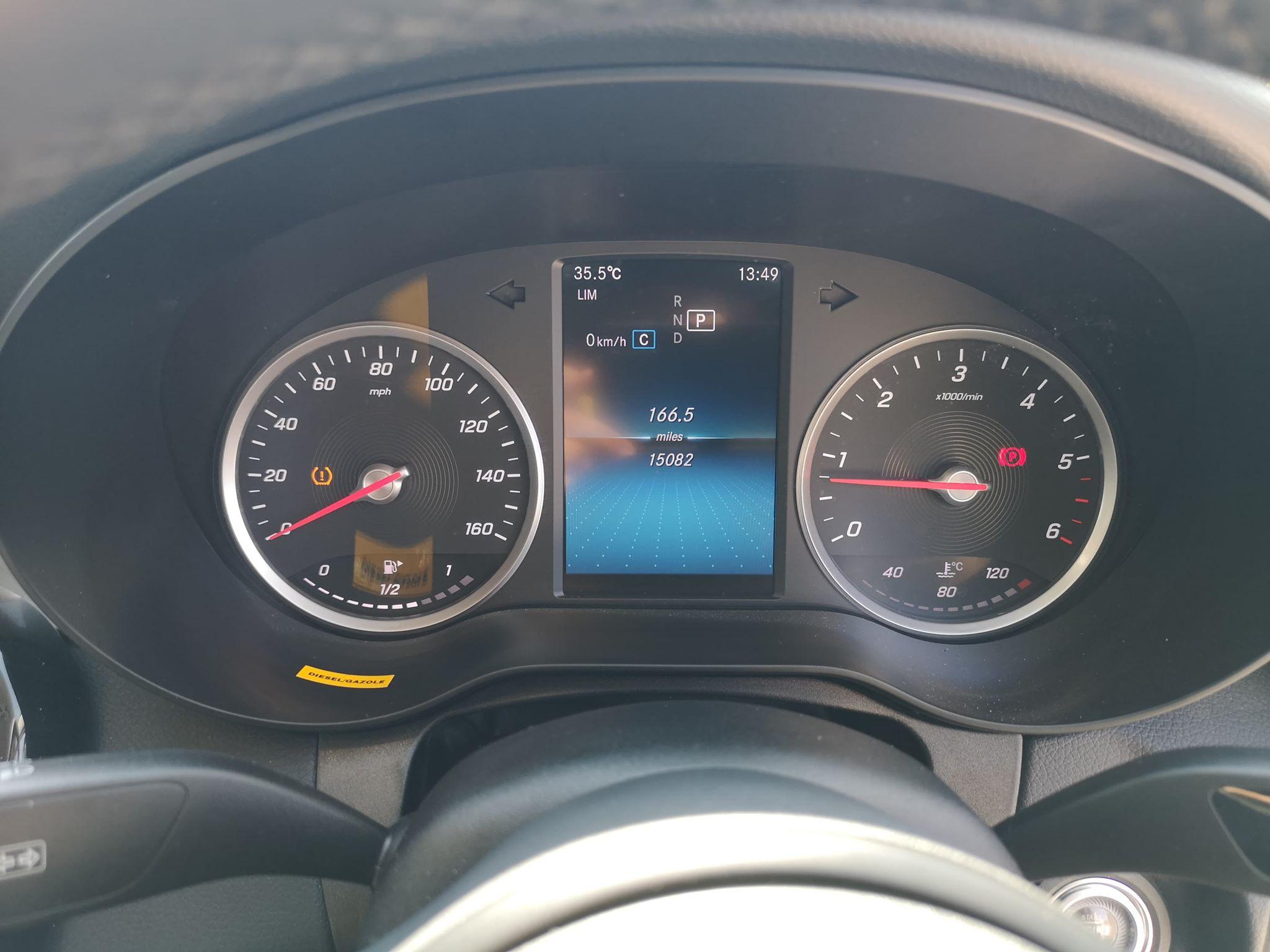 Mercedes Benz C Class 220D 9 Speed Auto