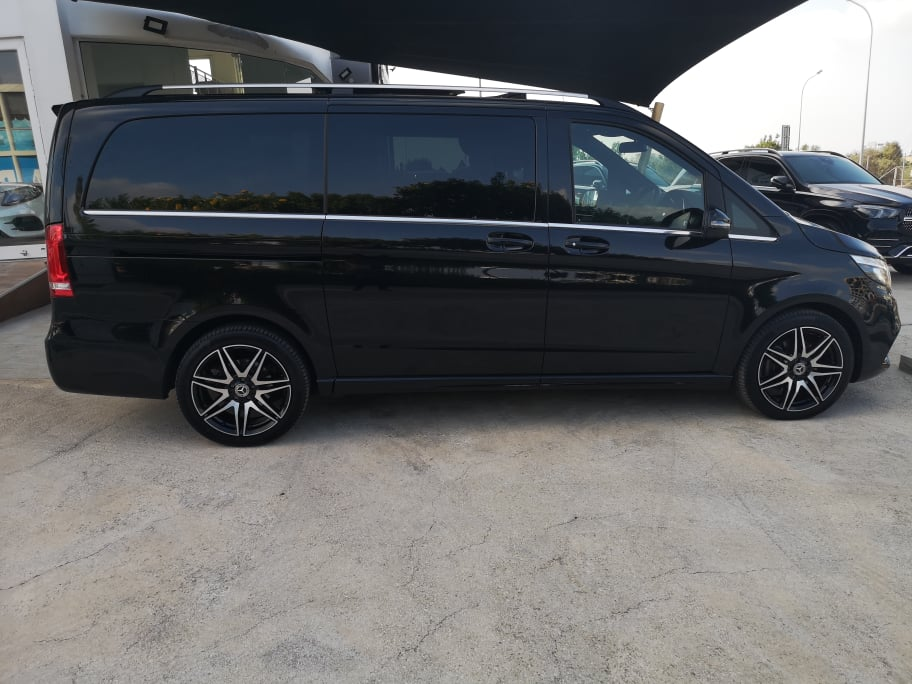Mercedes-Benz V220d AMG  2019 Extra Long 8 Seater