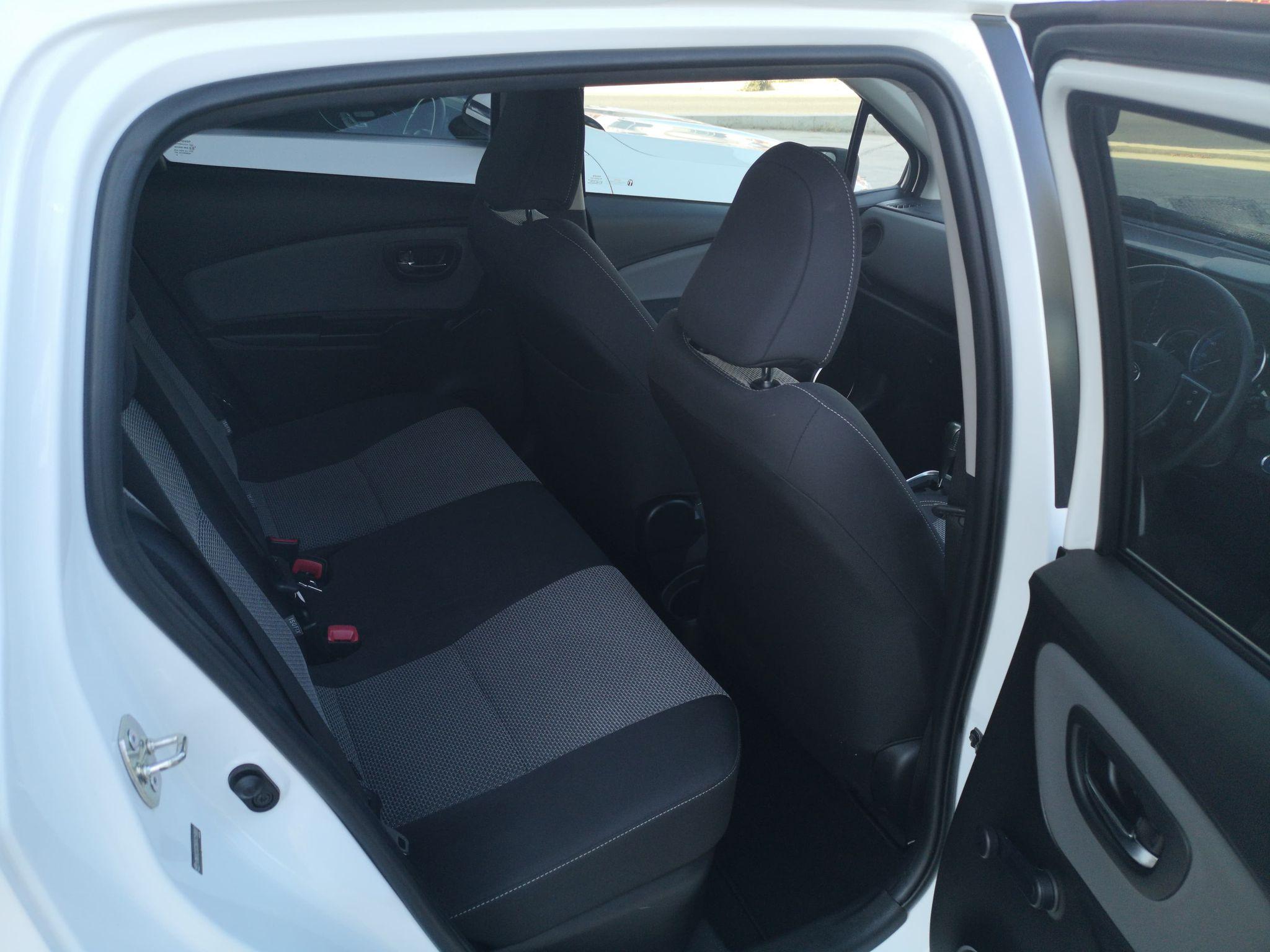 Toyota Yaris Hybrid 1.5L