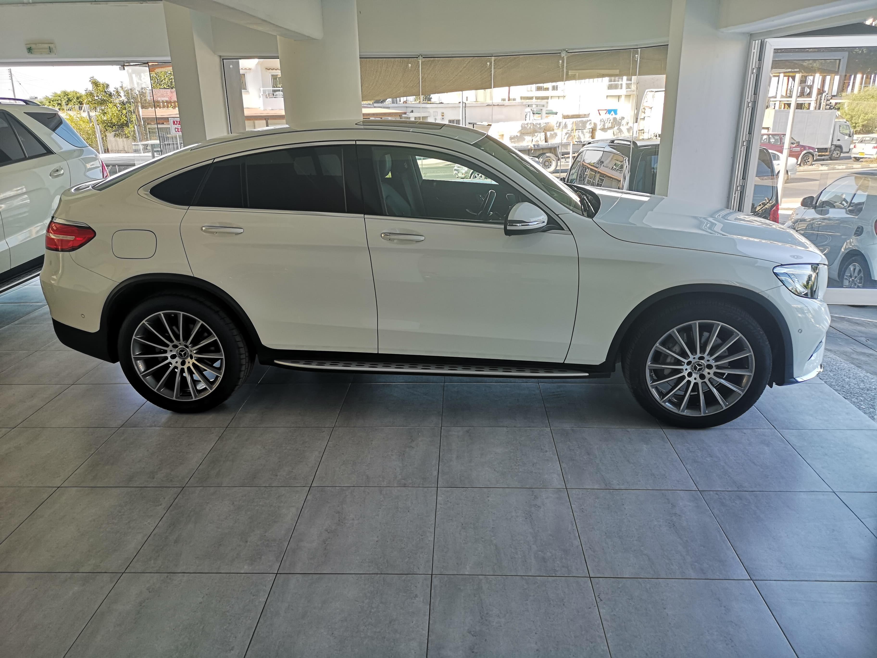 Mercedes Benz GLC 250 Premium