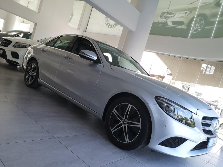 Mercedes Benz C Class 220 D Premium Plus