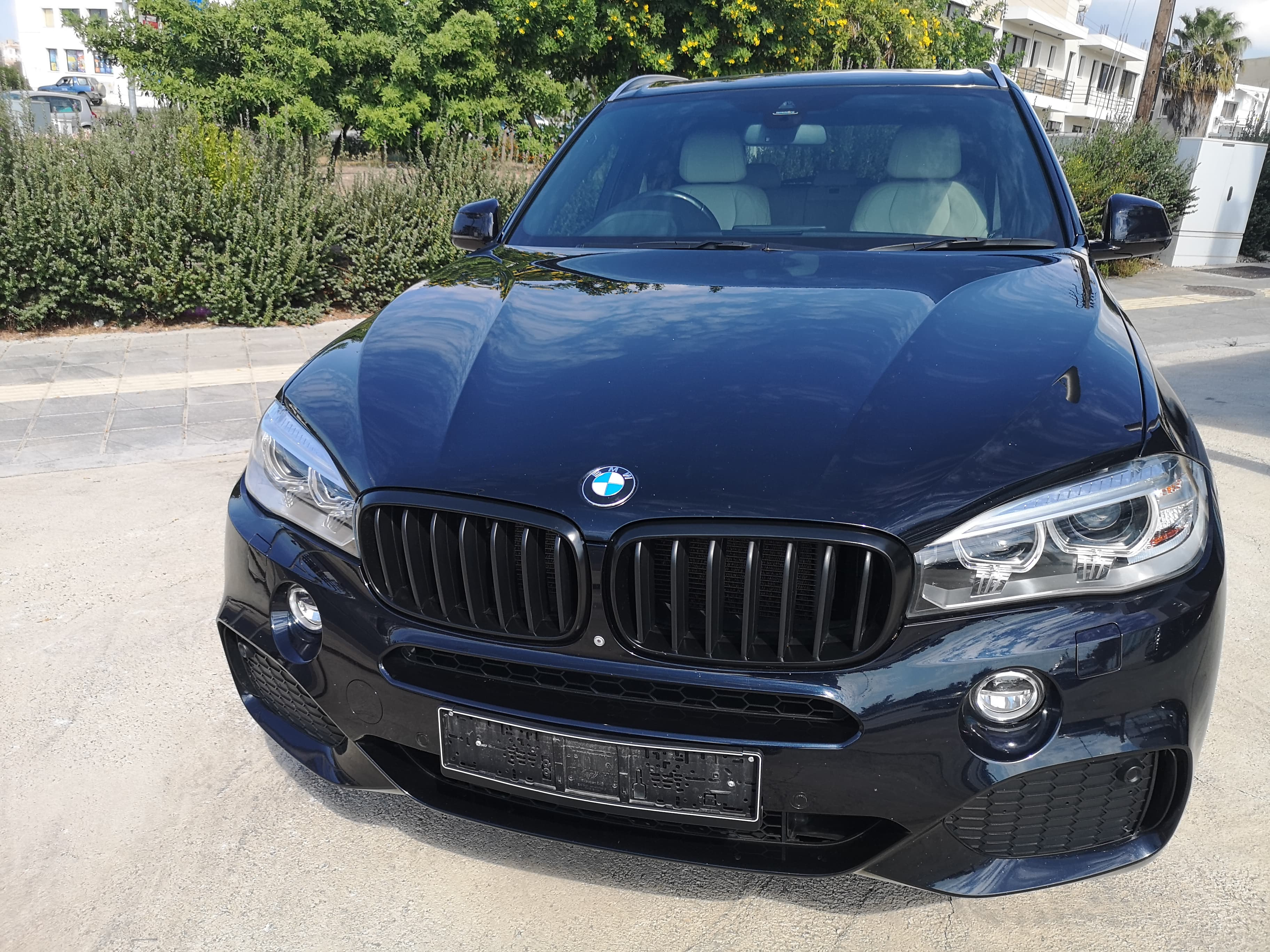 BMW X5 M40d  Twin  Turbo 7 Seater