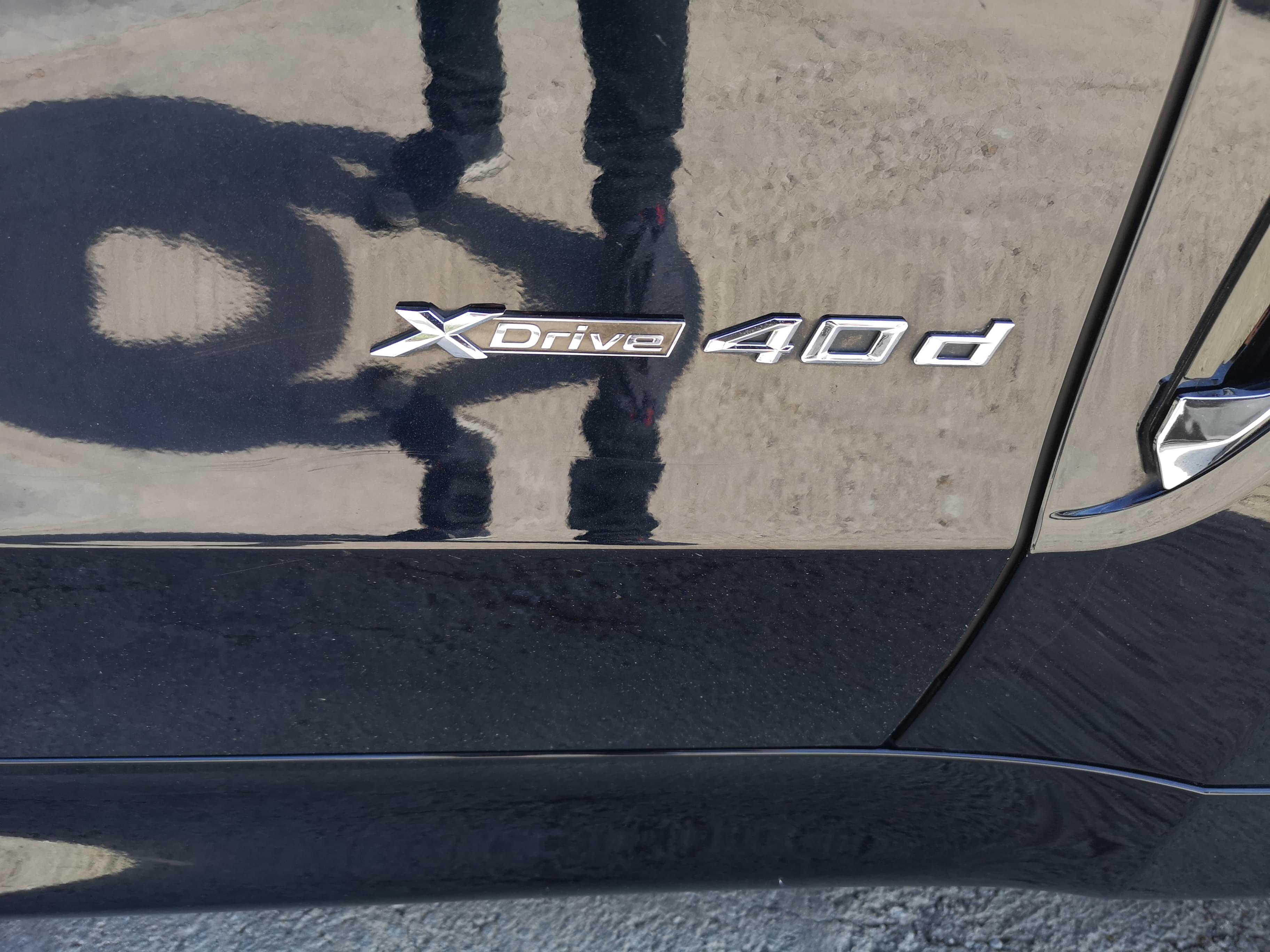 BMW X5 M40d  Twin  Turbo 7 Seater