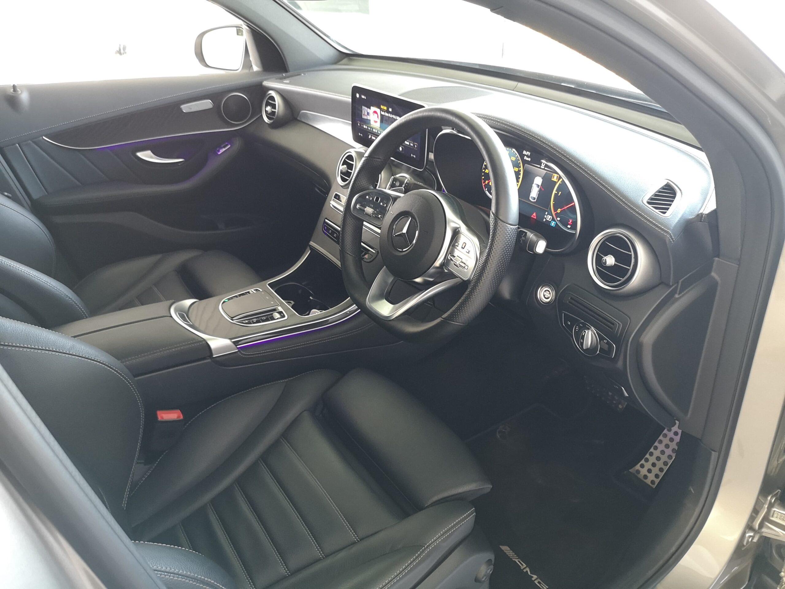 MERCEDES-BENZ GLC 300 D  AMG LINE PREMIUM 4M 9G Coupe