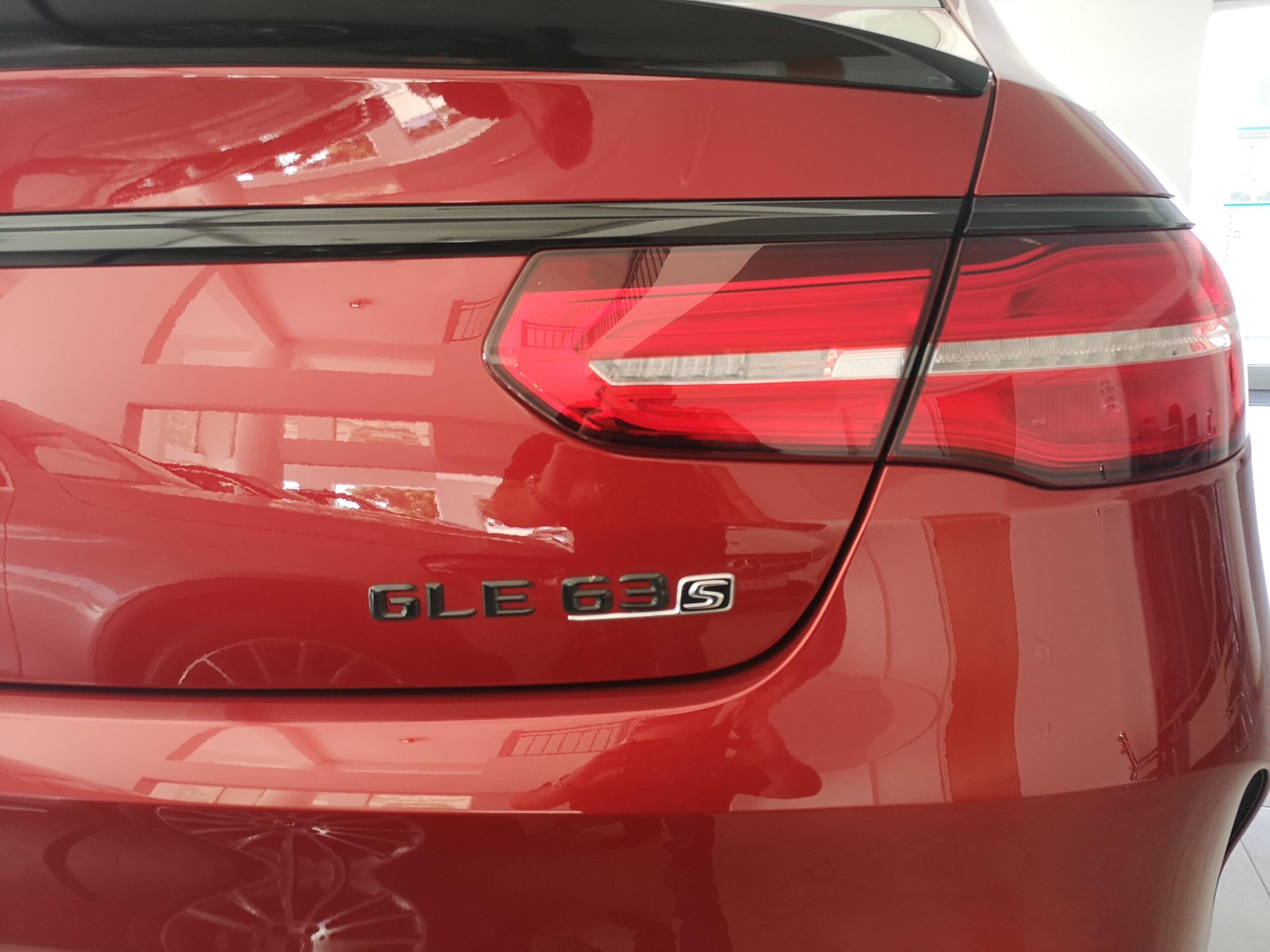 GLE63s V8 AMG PREMIUM PLUS NIGHT PACKAGE