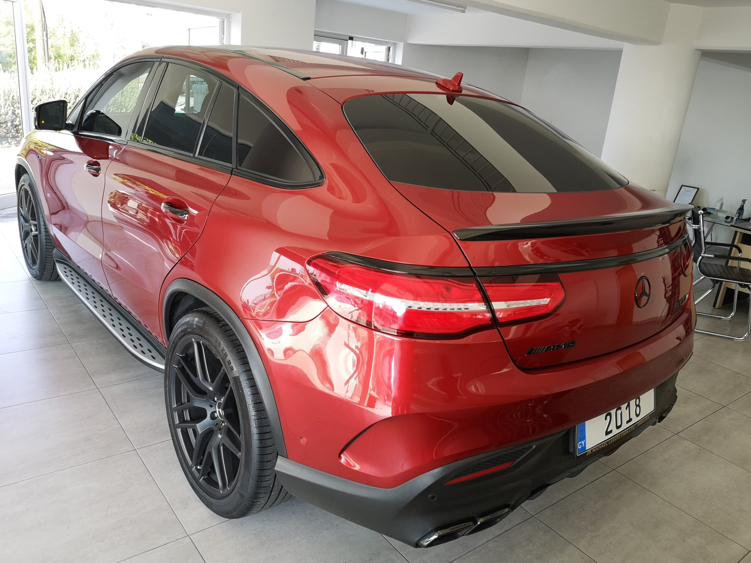 GLE63s V8 AMG PREMIUM PLUS NIGHT PACKAGE