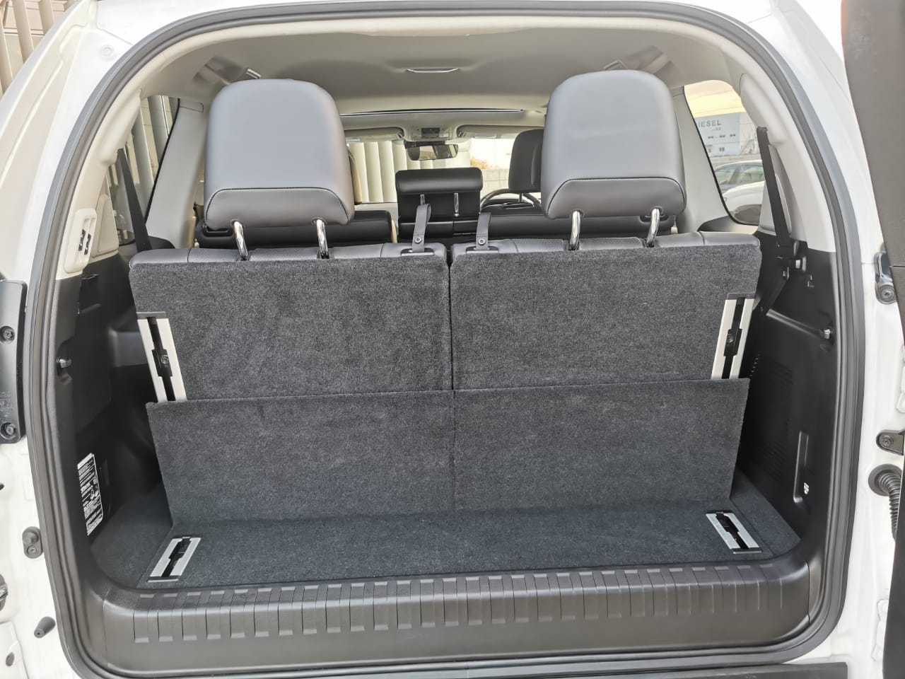 Toyota Land Cruiser 150 Series 2019 Invisible Pack