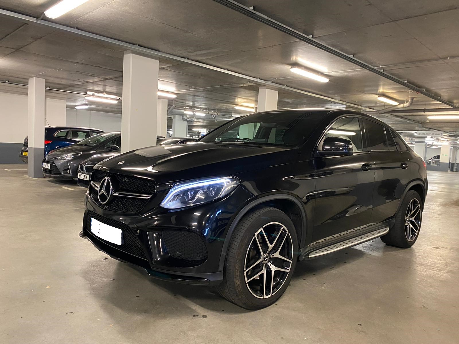Mercedes Benz GLE 350 D 3.0 AMG Night Edition