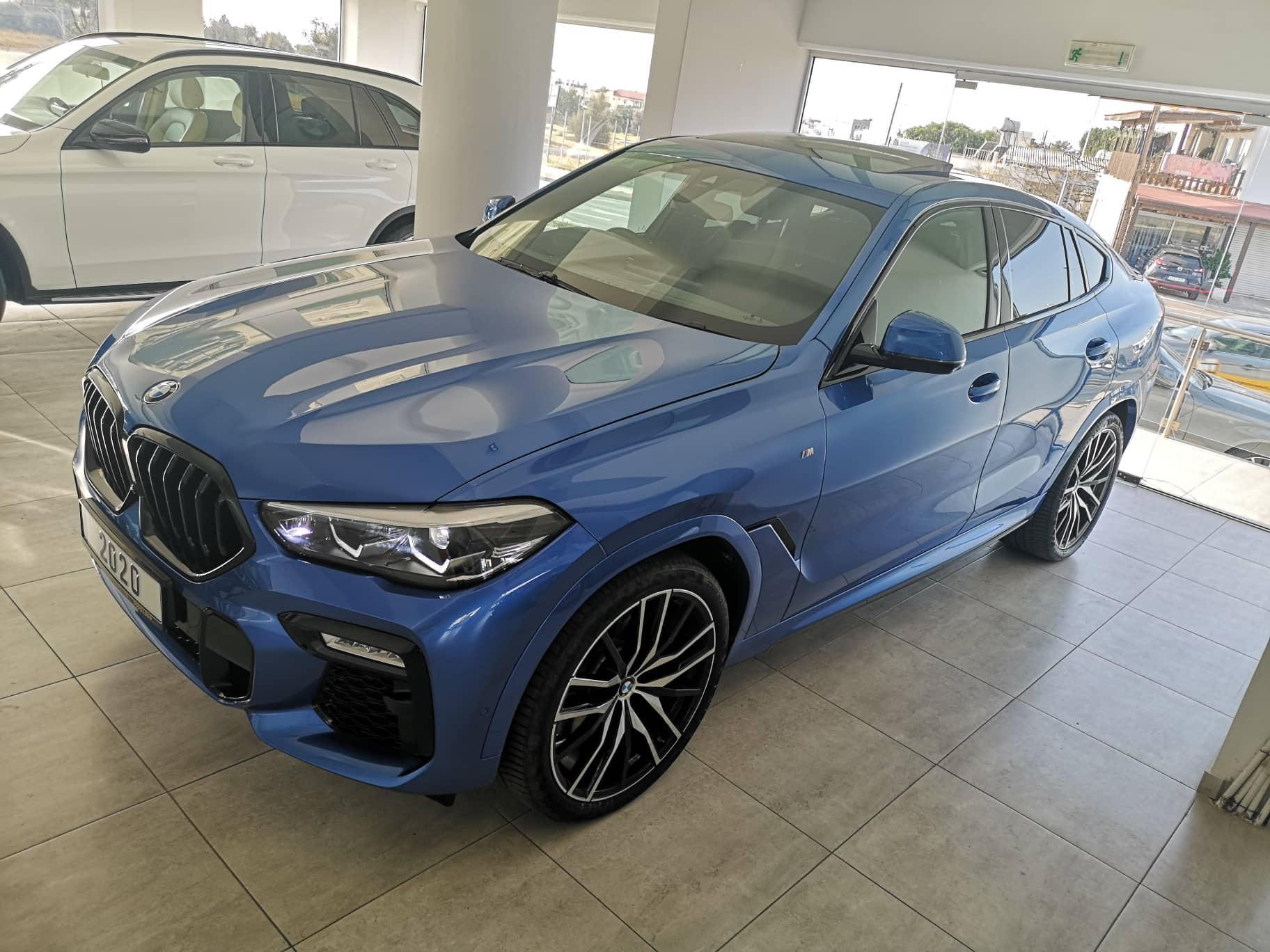 BMW X6 3.0 d XDRIVE  M SPORT