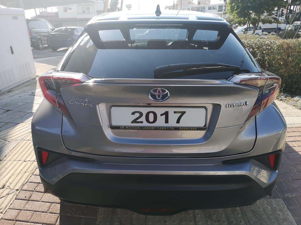 TOYOTA C-HR 2018 HYBRID