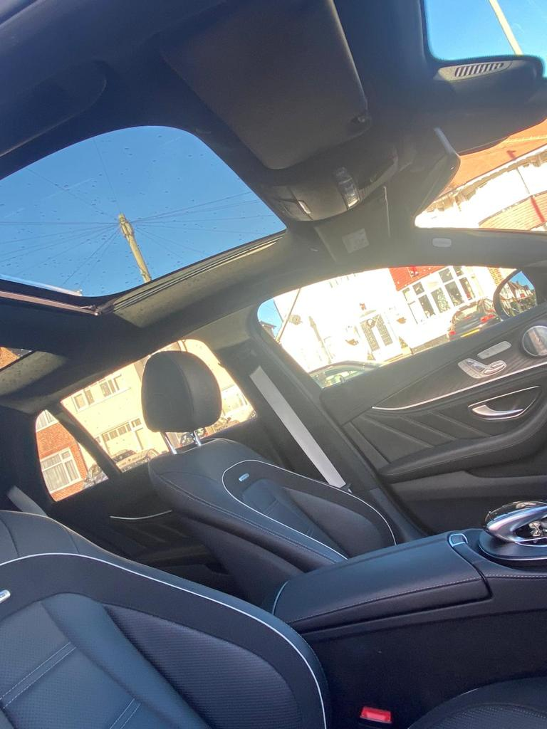 Mercedes ΑΜG E63S 4MATIC WAGON