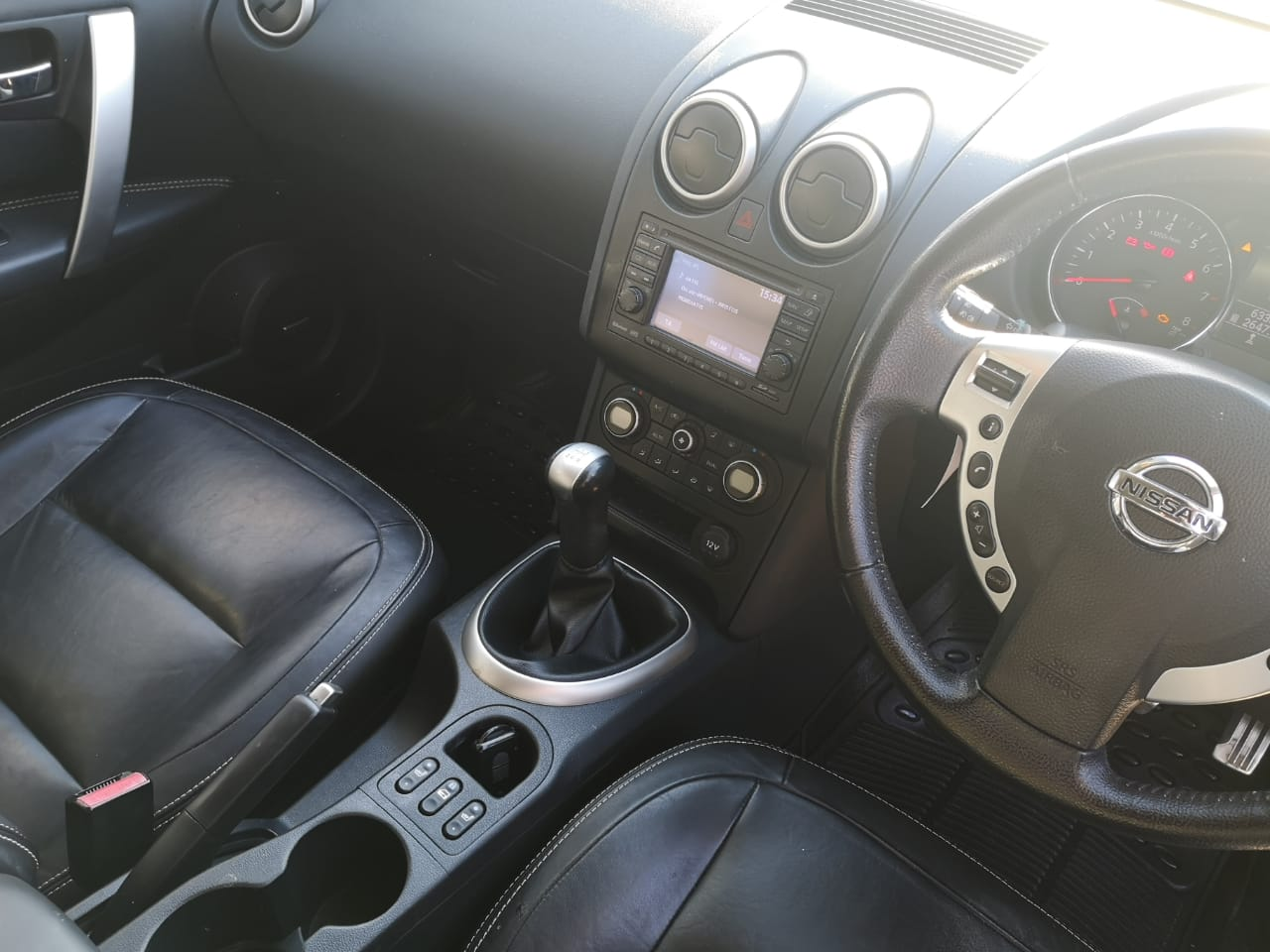Nissan Qashqai+2 Tekna package