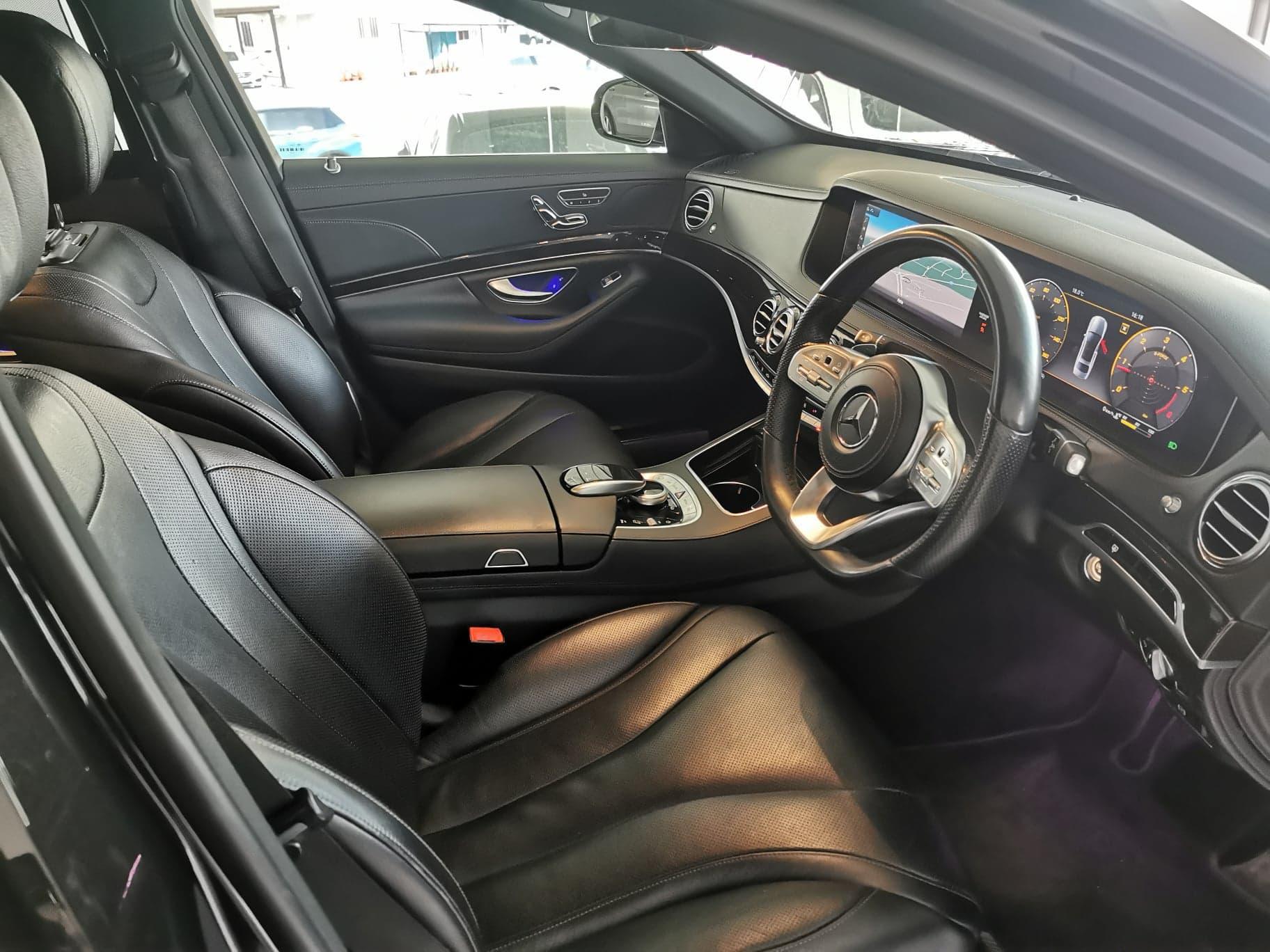 Mercedes S350d long wheelbase AMG Executive 2.9L