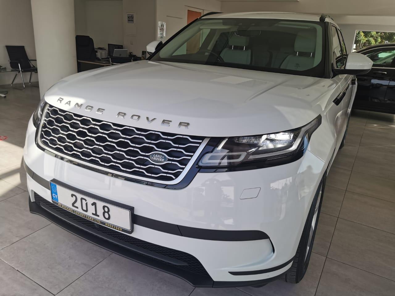 Range Rover Velar 2.0d 180s Estate