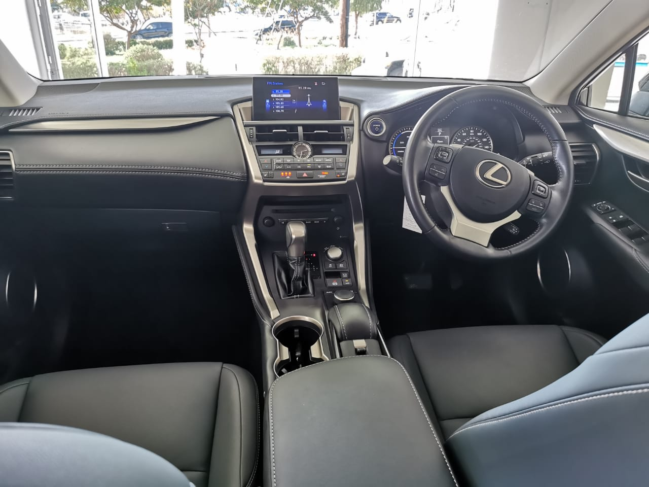 Lexus NX 300h 2.5 Sport Estate