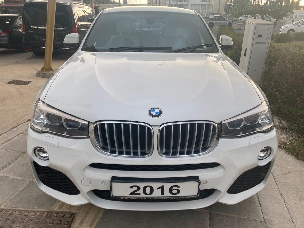 BMW X4 30d X Drive