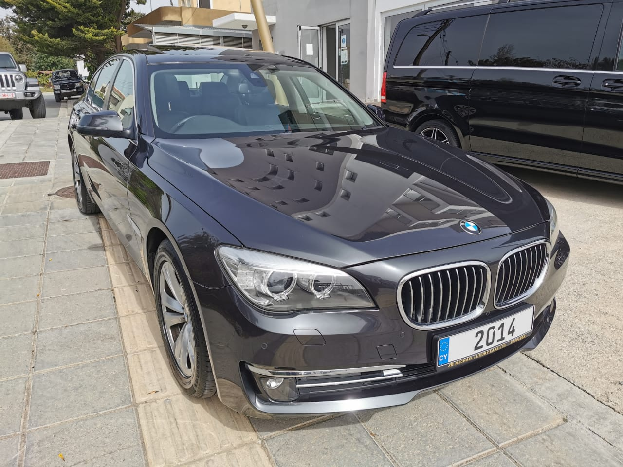 BMW 740D