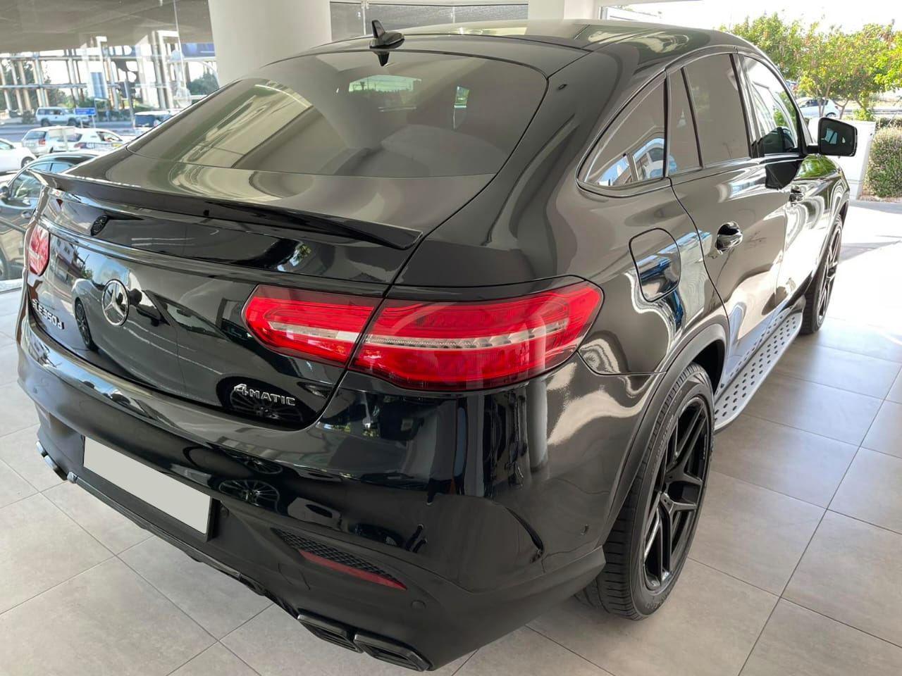 MERCEDES BENZ AMG GLE 350D COUPE 4MATIC
