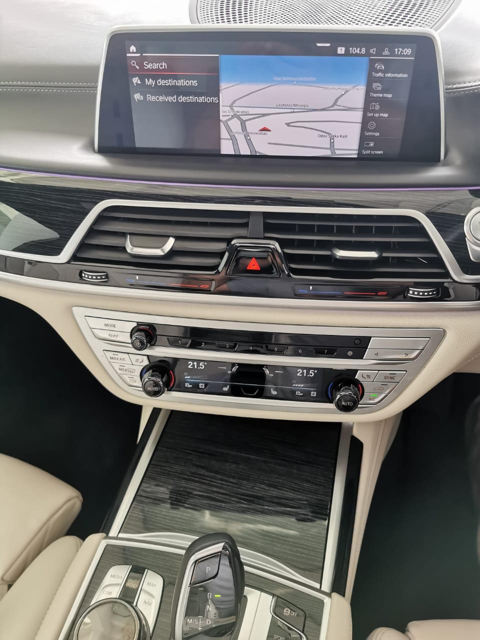 745 LE Xdrive M Sport 2019