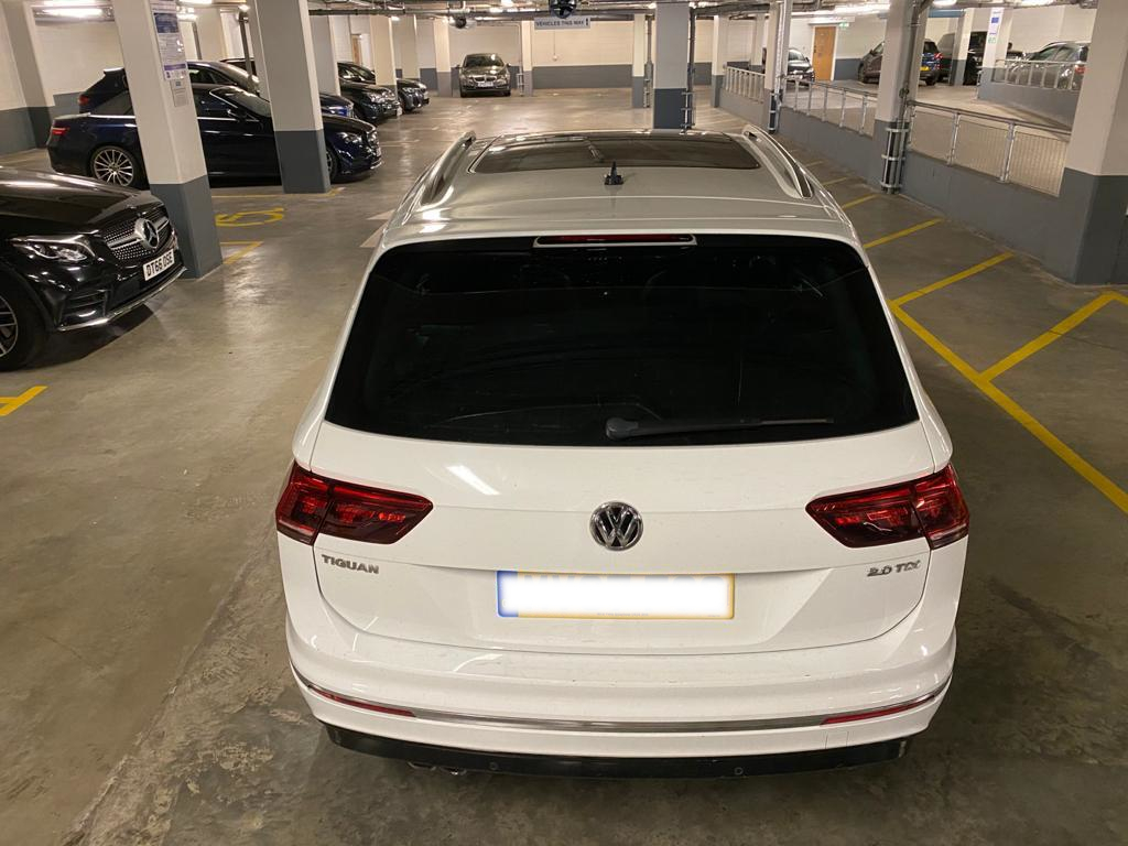 Volkswagen Tiguan 2.0L R LINE