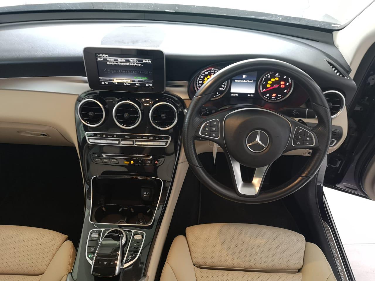 Mercedes GLC 220D 4 MATIC ESTATE
