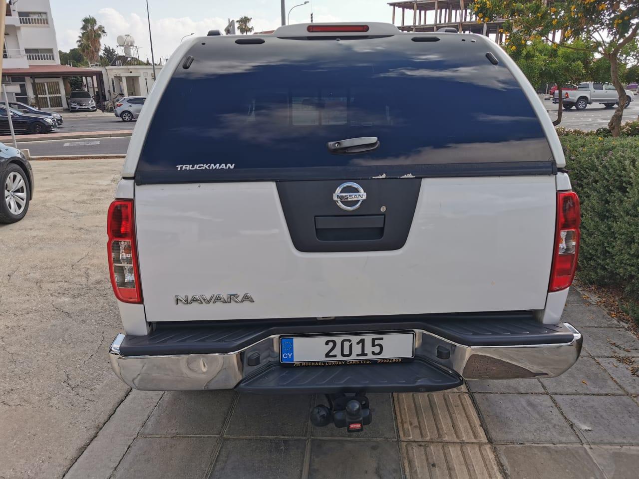 Nissan Navara D40 2.5L DCI