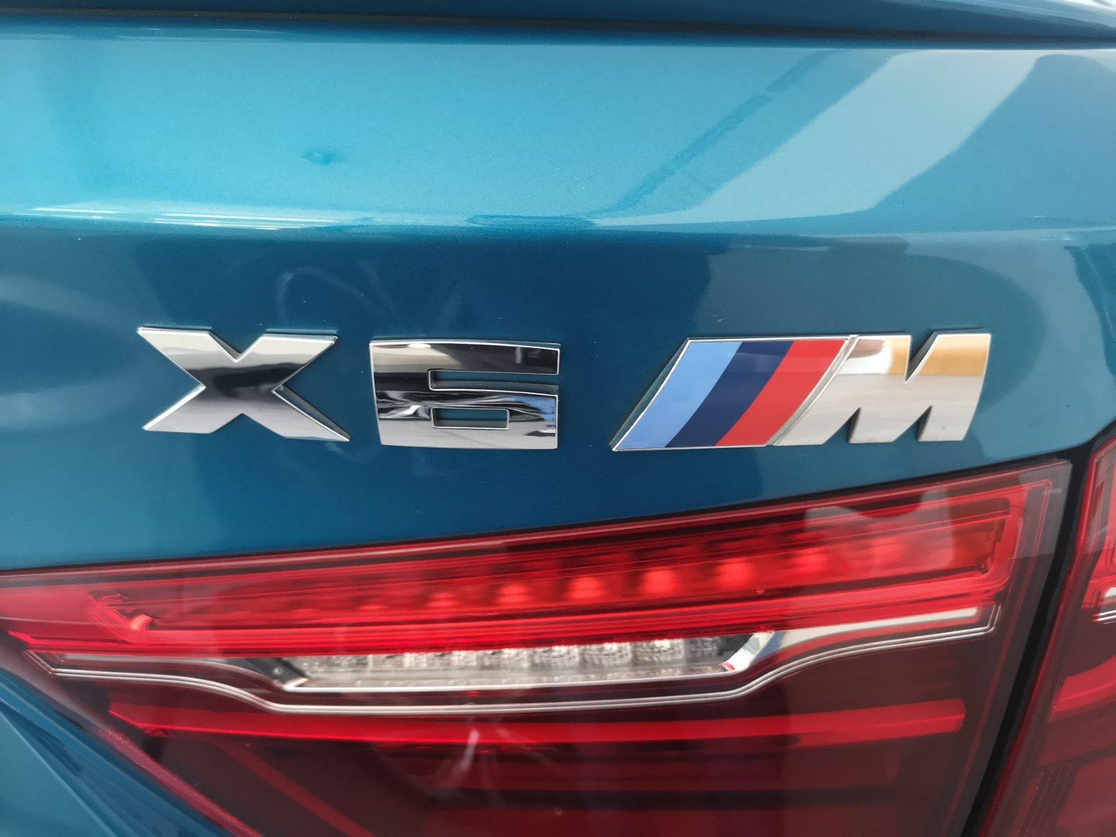 BMW X6M Performance 4.4L V8 TWIN TURBO PETROL 2018