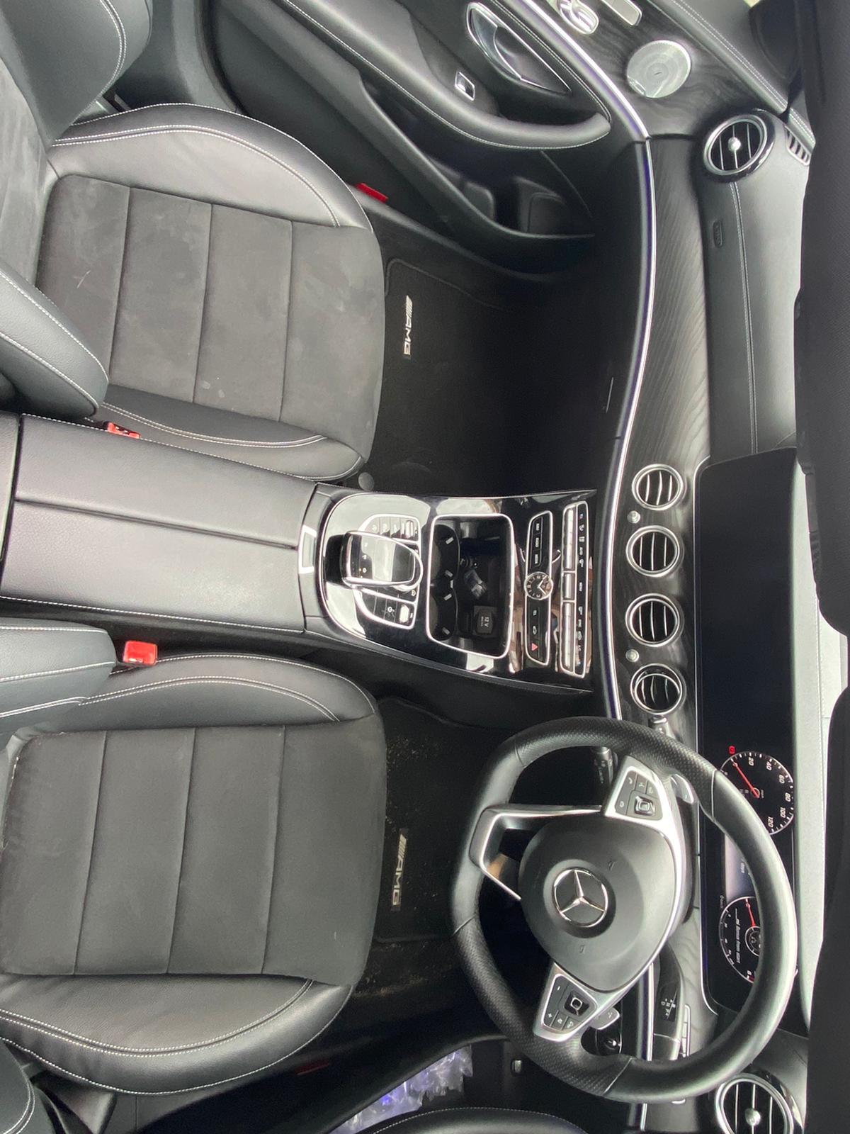 Mercedes E 350 Premium Plus AMG 2017