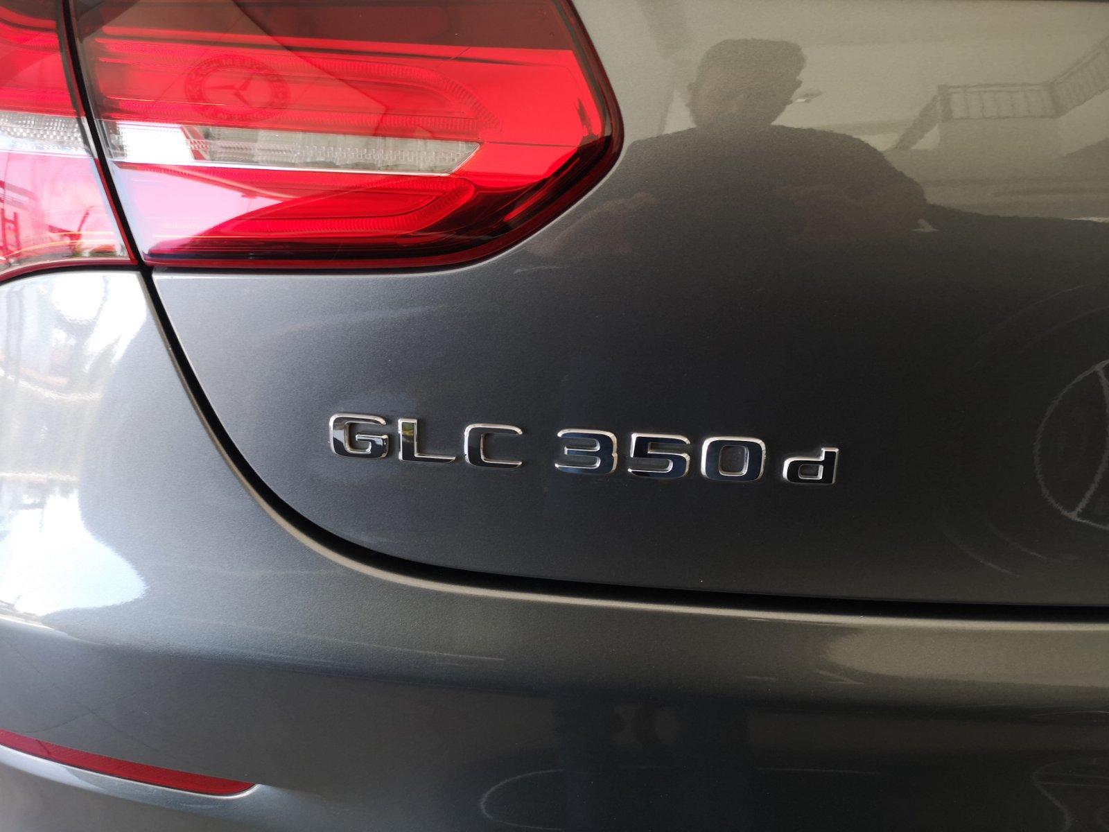 Mercedes GLC 350D Coupe