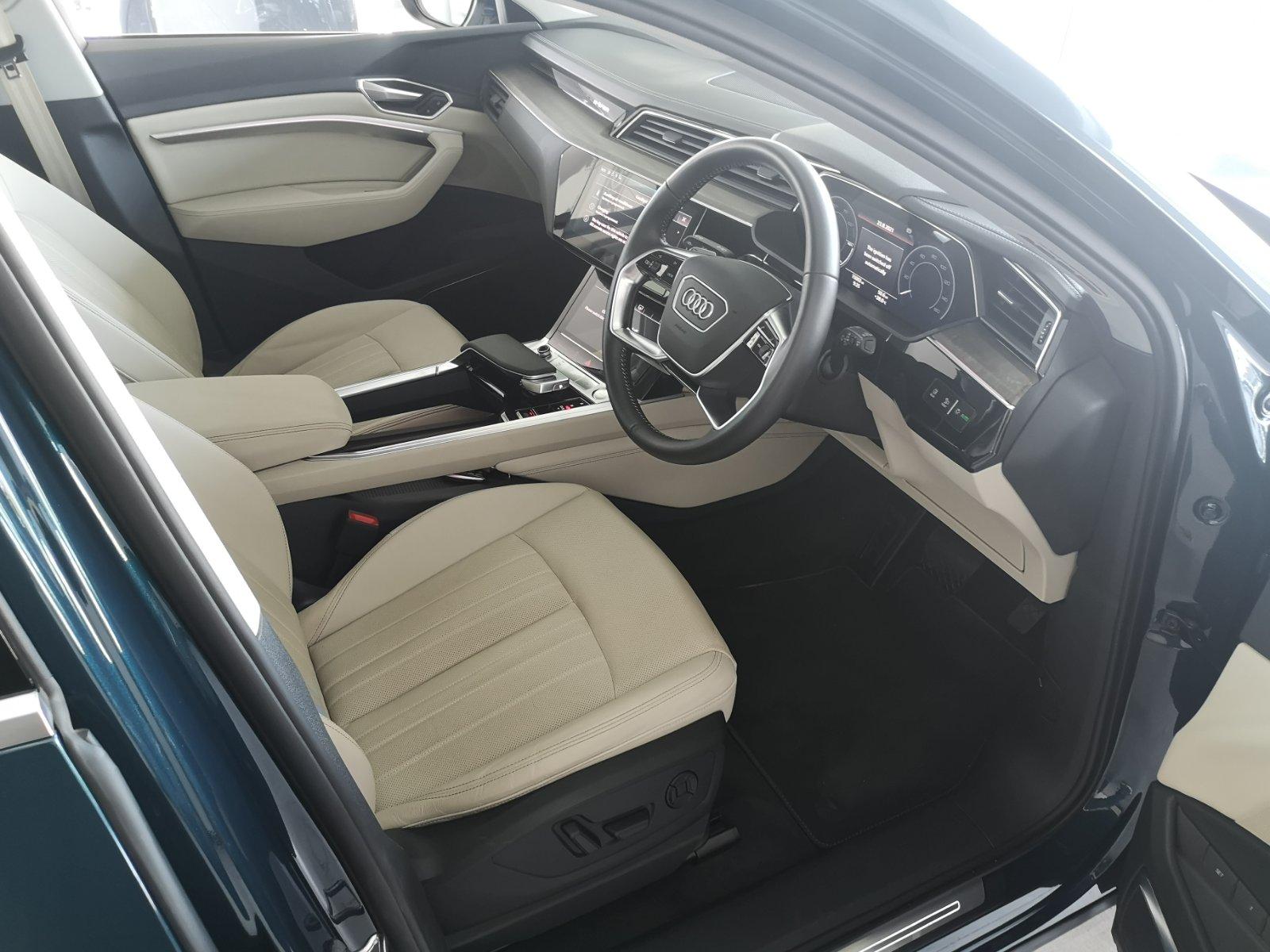 Audi e-tron Estate 55 quattro 300kw 95kwh
